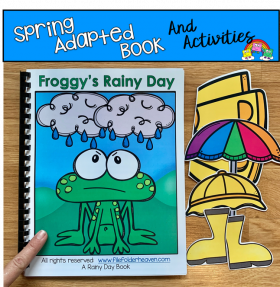 Froggy's Rainy Day (Dollar Download)