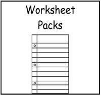 Worksheet Packs