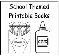 Back to School Printable Skill Books