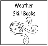 Weather Printable Skill Books